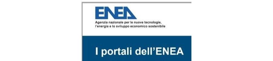 Seminario Portale ENEA per le detrazioni per l'efficienza energetica - Stato dell'arte e sviluppi futuri